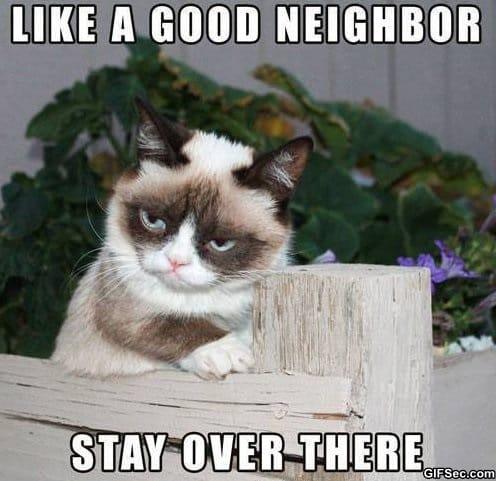 be-a-good-neighbor