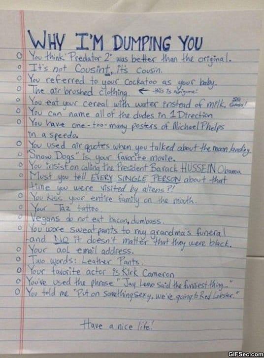 list-of-breakup-reasons
