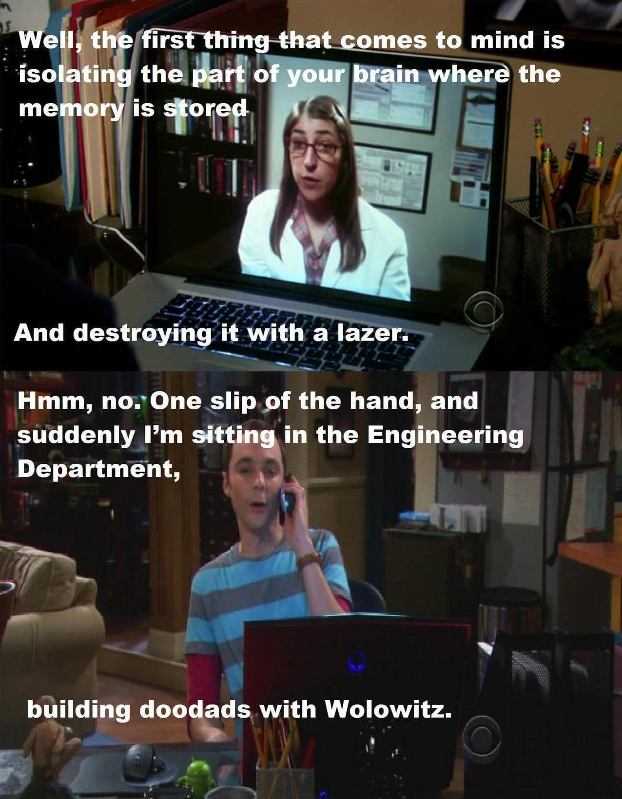 Big bang theory deals
