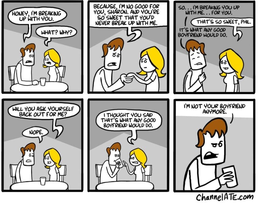 Funny Memes For Bf : Boyfriend comics g