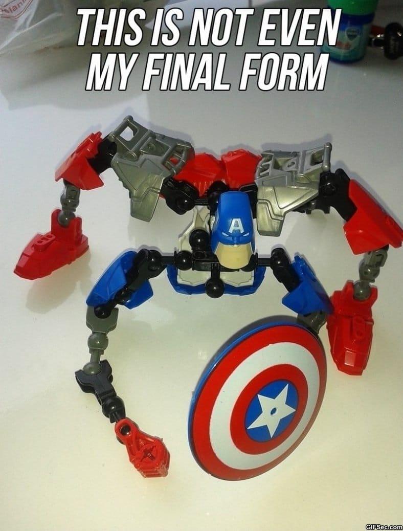 Funny Avengers Assemble