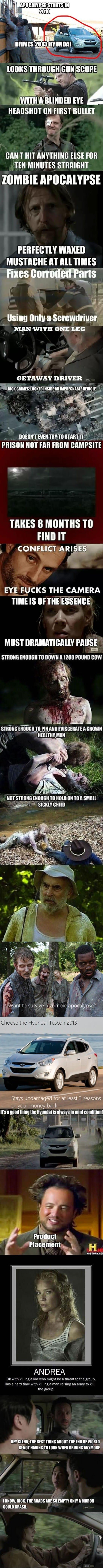 Walking Dead 2014