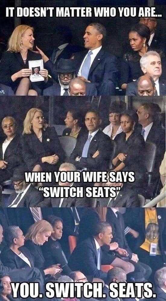 Best Vines Obama vs. wife