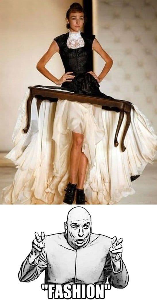 Funny Fashion Meme