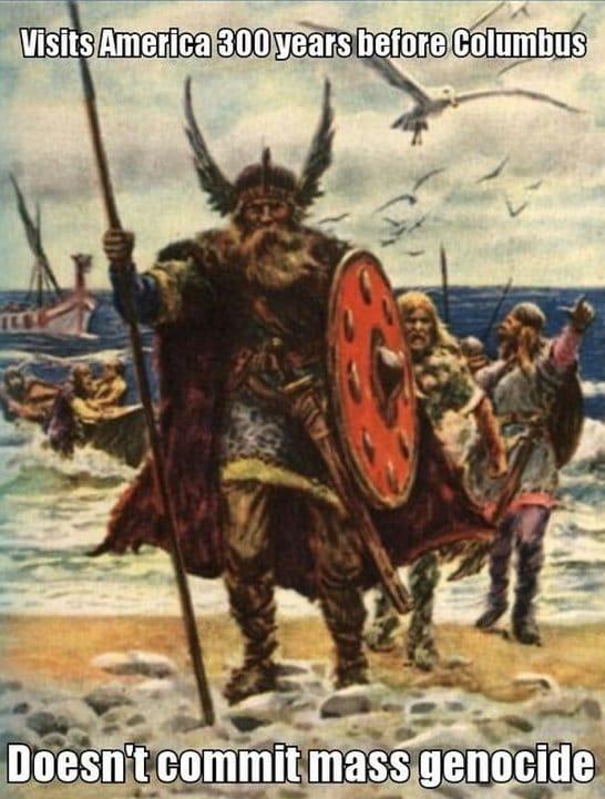 Funny Vikings Meme