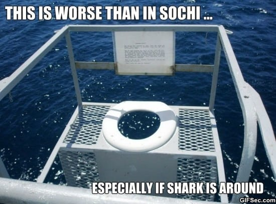 sea-toilet