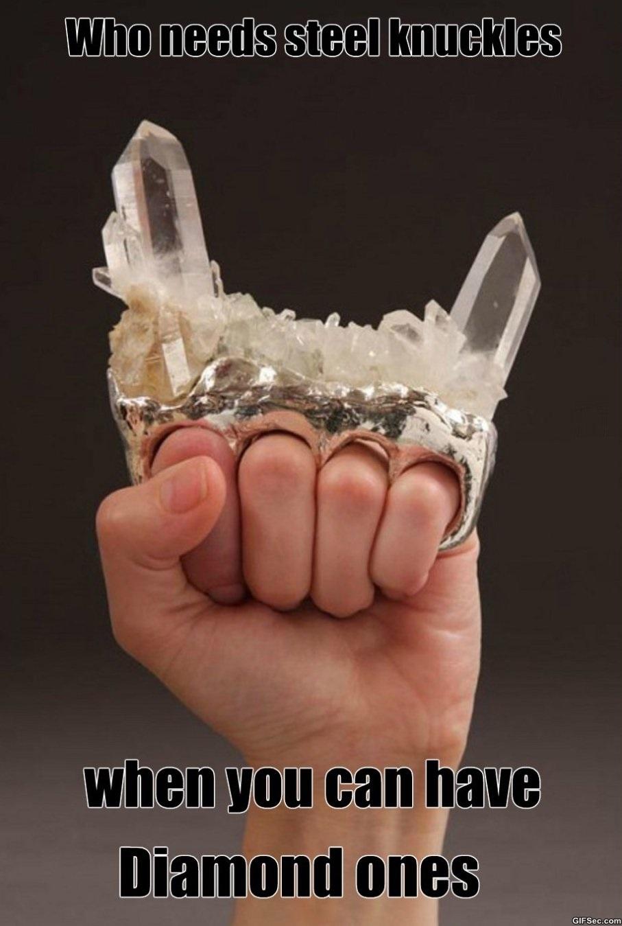 steel-knuckles-vs-diamond-knuckles