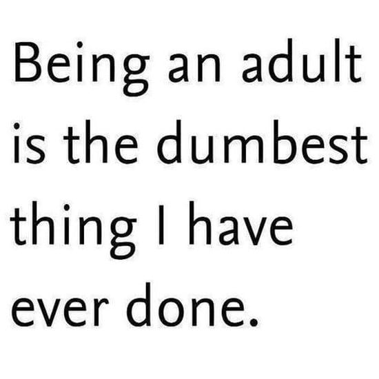 being-adult