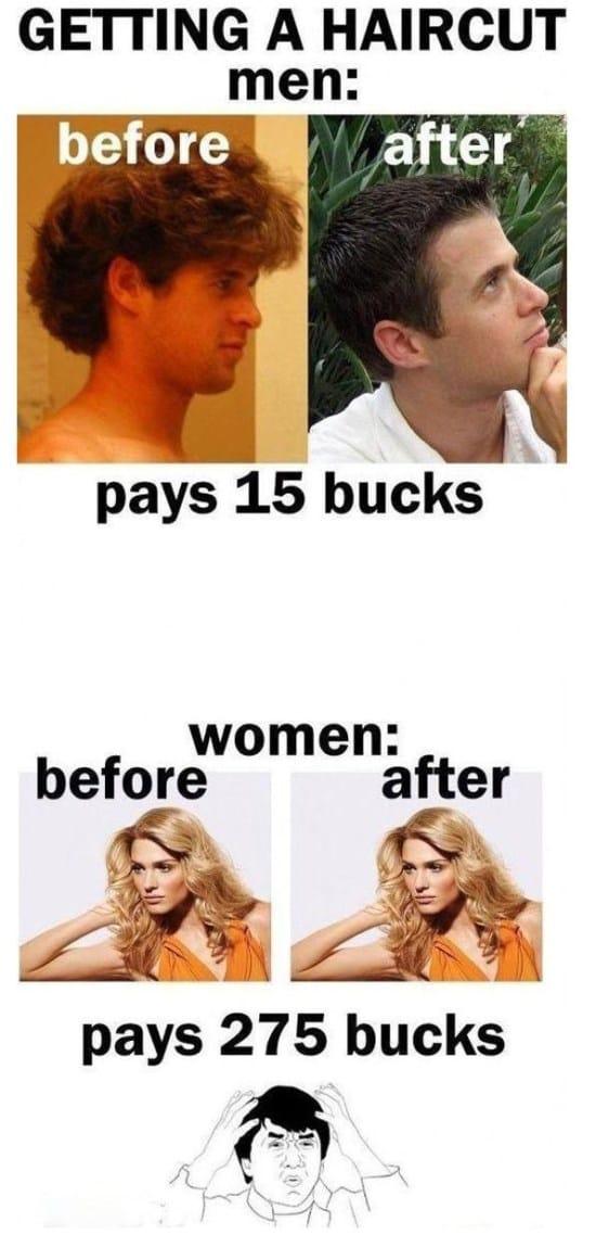 getting-a-haricut-men-vs-women