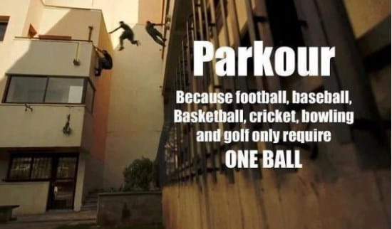 parkour-and
