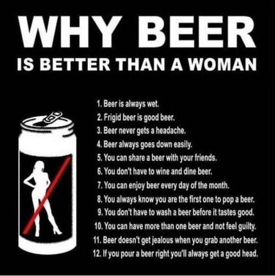 why-beer-is-better-than-a-woman