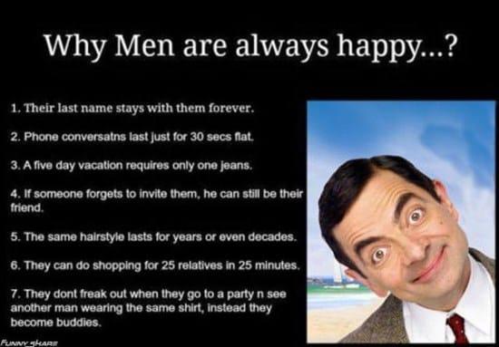 why-men-are-always-happy