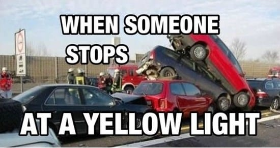 yellow-light