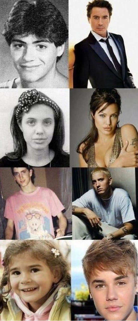of-celebrities-then-vs-now