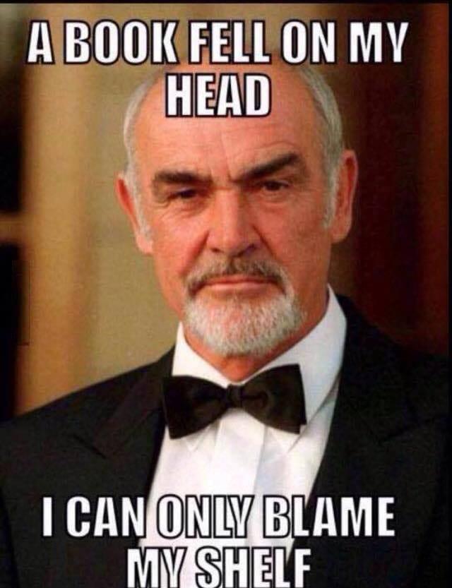 a-book-fell-on-my-head