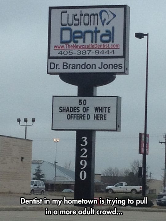 a-dentists-signboard
