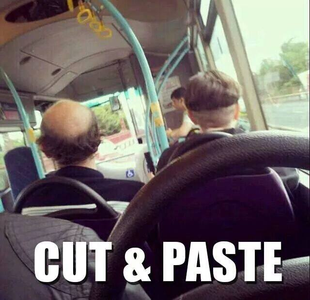 cut-and-paste
