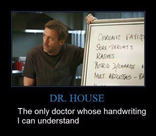 dr-houses-handwriting