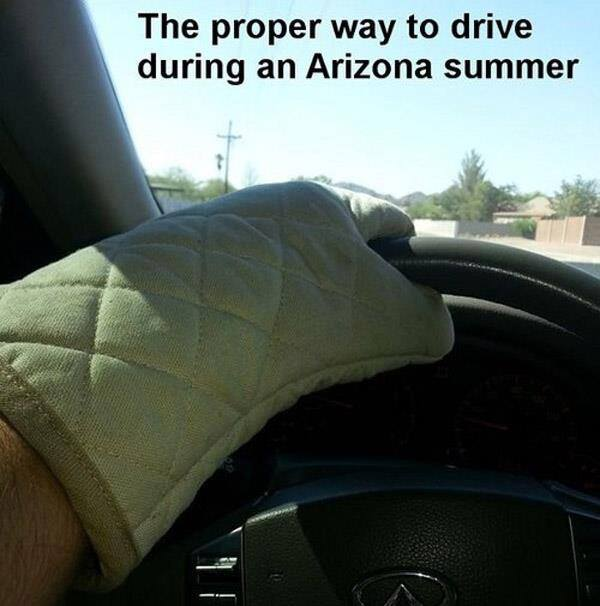 driving-in-the-arizona-summer