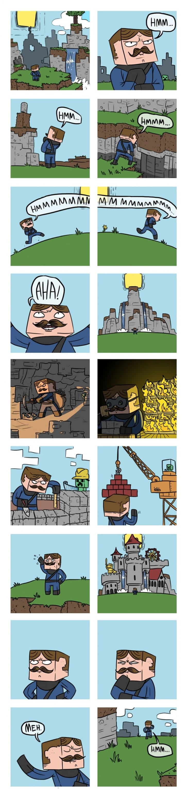 how-you-minecraft