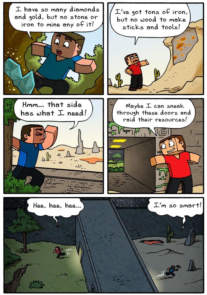 minecraft-funny