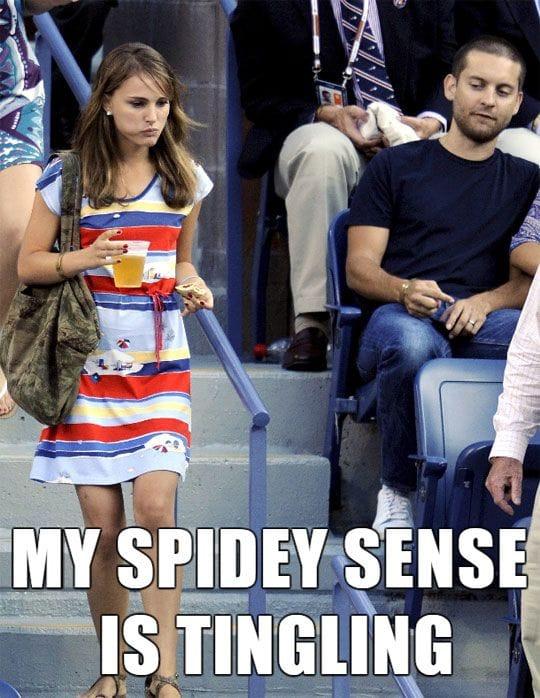 spidey-sense