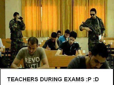 teachers-during-exams