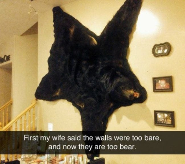 too-bear