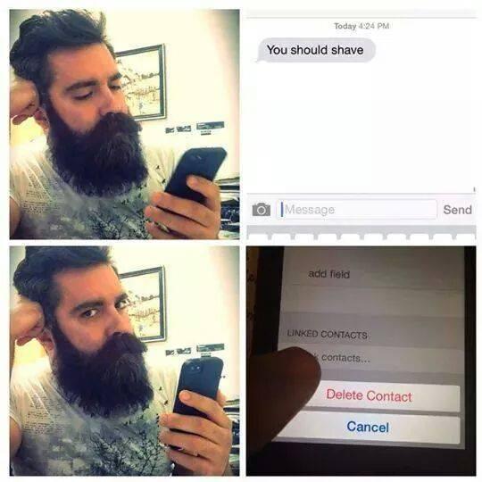 you-should-shave