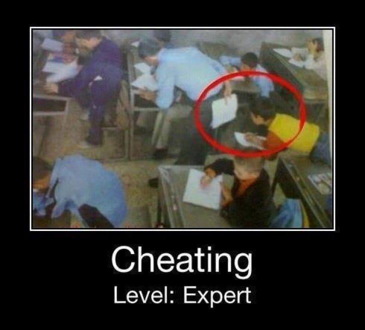 cheating-level