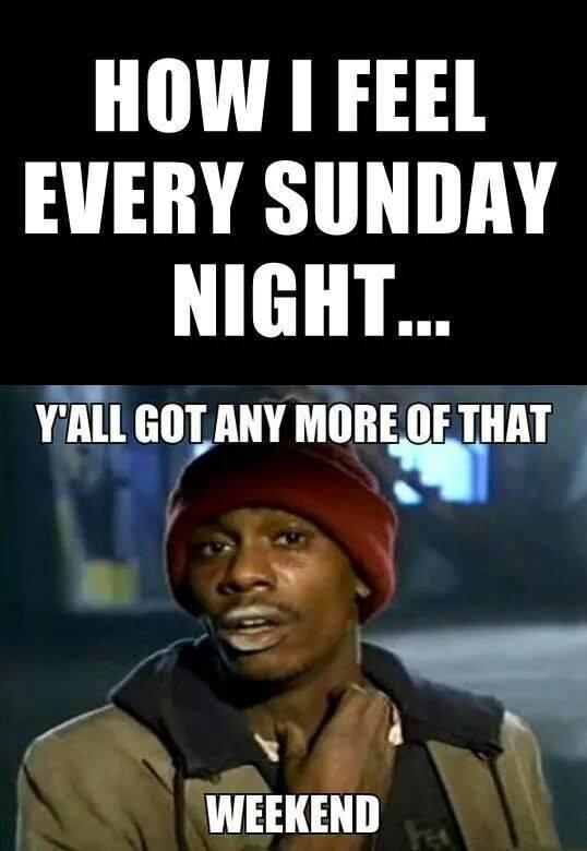 how-i-feel-every-sunday-night