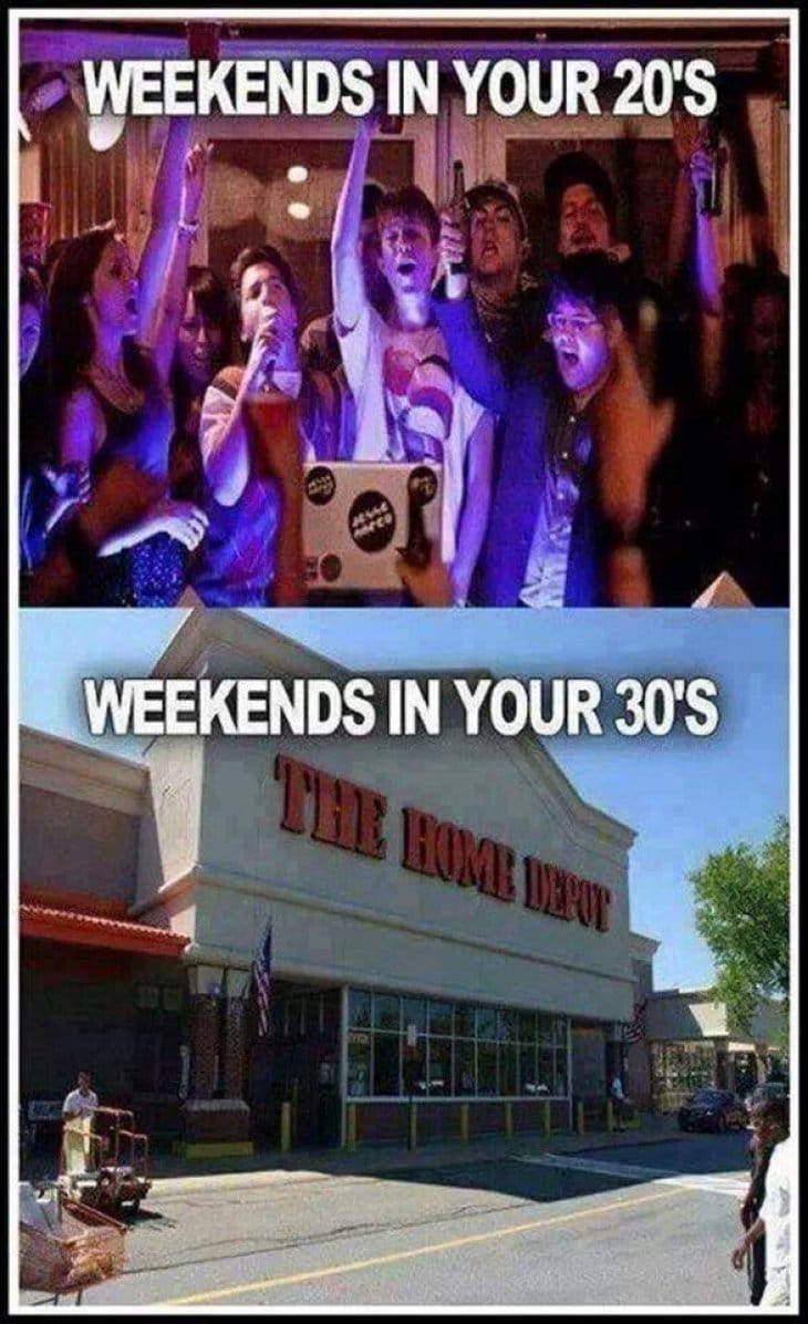 weekends-in-your-20s-and-30s