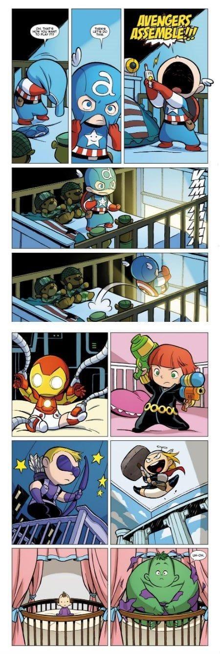 the-avenger-baby