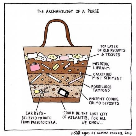 the-archeology-of-a-purse