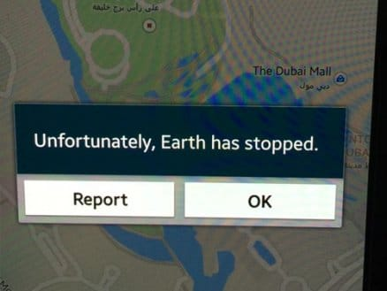 the-earth-has-stopped