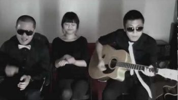 Soft, Slow, And Smooth Acoustic Cover Of Gangnam Style