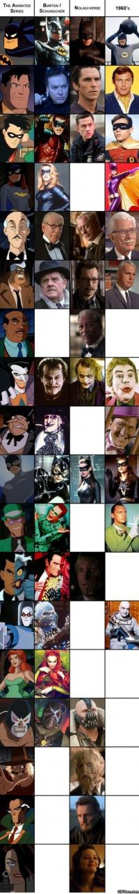 different-versions-of-batman