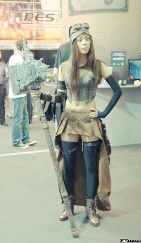 gamer-girl-level-80