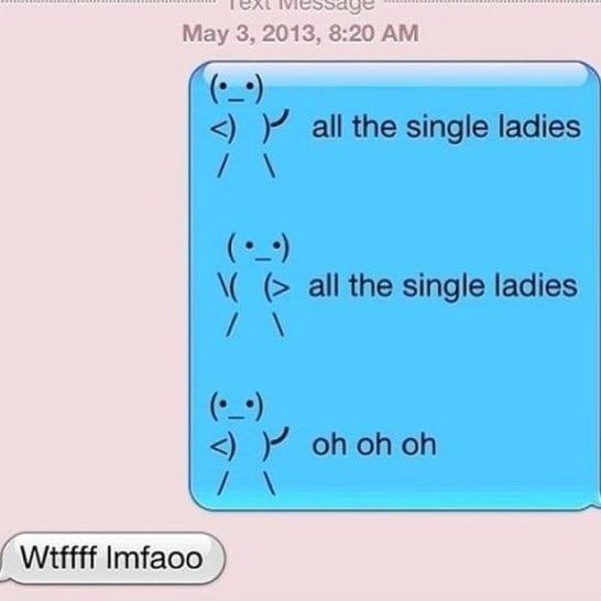 single-ladies