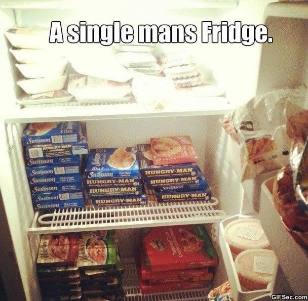 single-mans-fridge