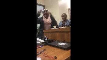 overjoyed mom about daughter's college acceptance