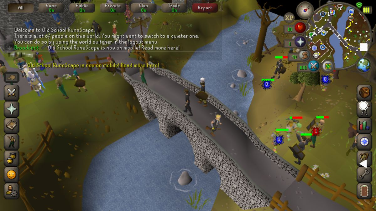 runescape gameplay