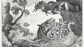 Lotus-Eaters in Greek Mythology