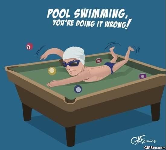 pool-swimming-like-a-boss-funny-pictures-meme-gif