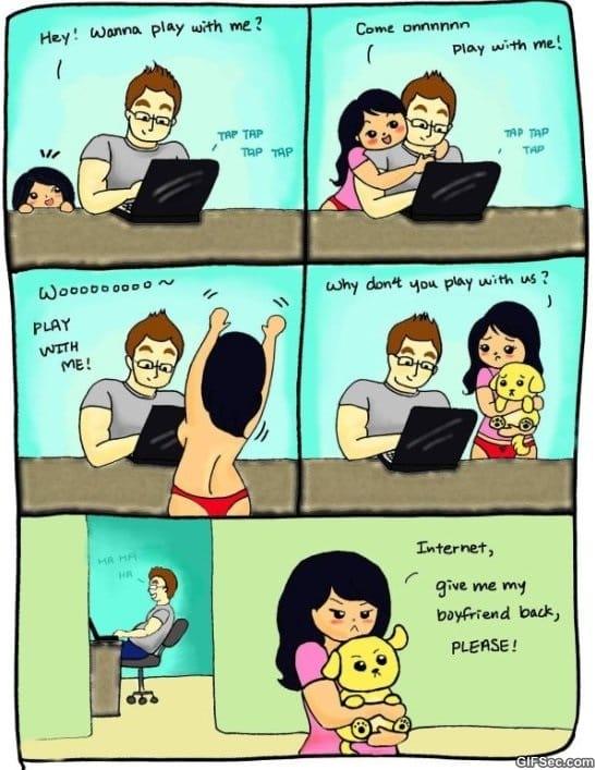 girlfriend-vs-internet