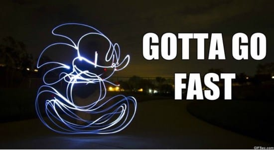 sonic-light-art-funny-pictures