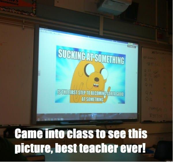 Funny Best teacher ever MEMES
