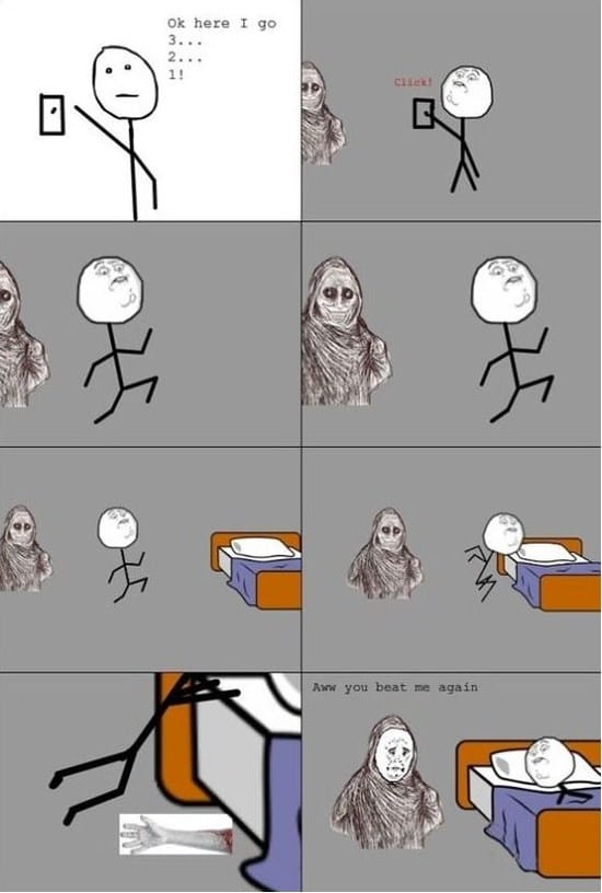 Happens every night 1
