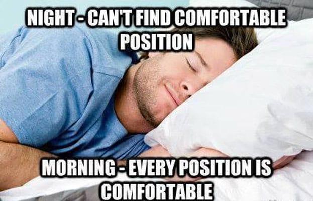 a-comfortable-position-to-sleep