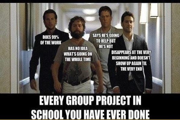 group-project-in-school